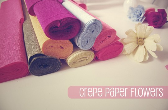 Crepe paper flowers motherhood craftiness other lovely things this is my first attempt at making crepe paper flowers and i have to mightylinksfo