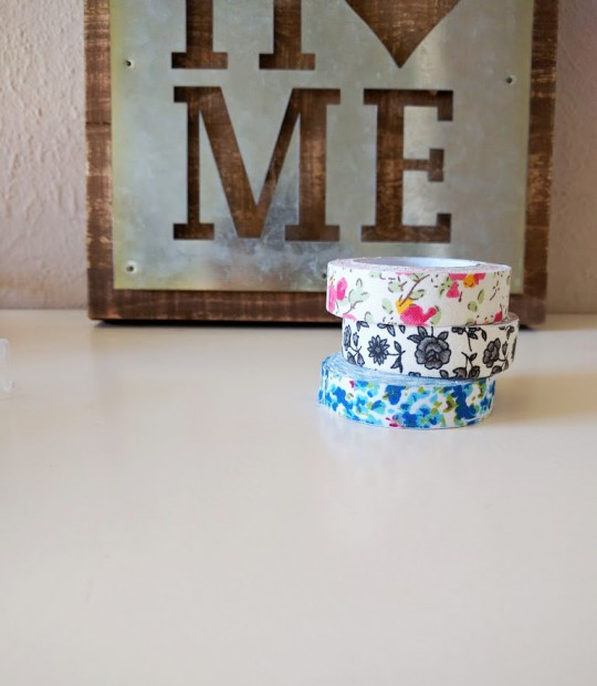 Dollar Tree Finds Mrs Priss Floral Tape