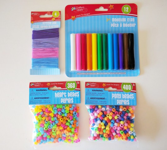 Dollar Tree Finds Mrs Priss Kids Craft Supplies