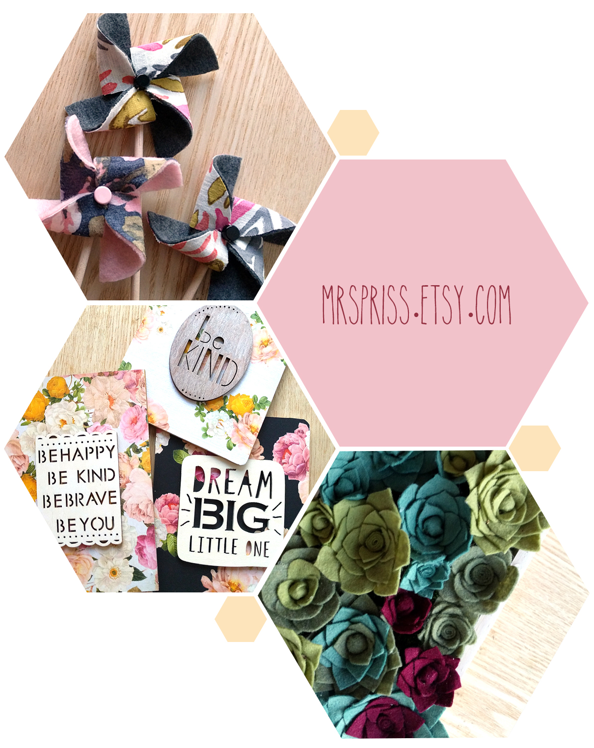 Mrs Priss Etsy Shop Reopening