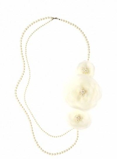 anthropologie_bonheur_pearl_flower_necklace_remake