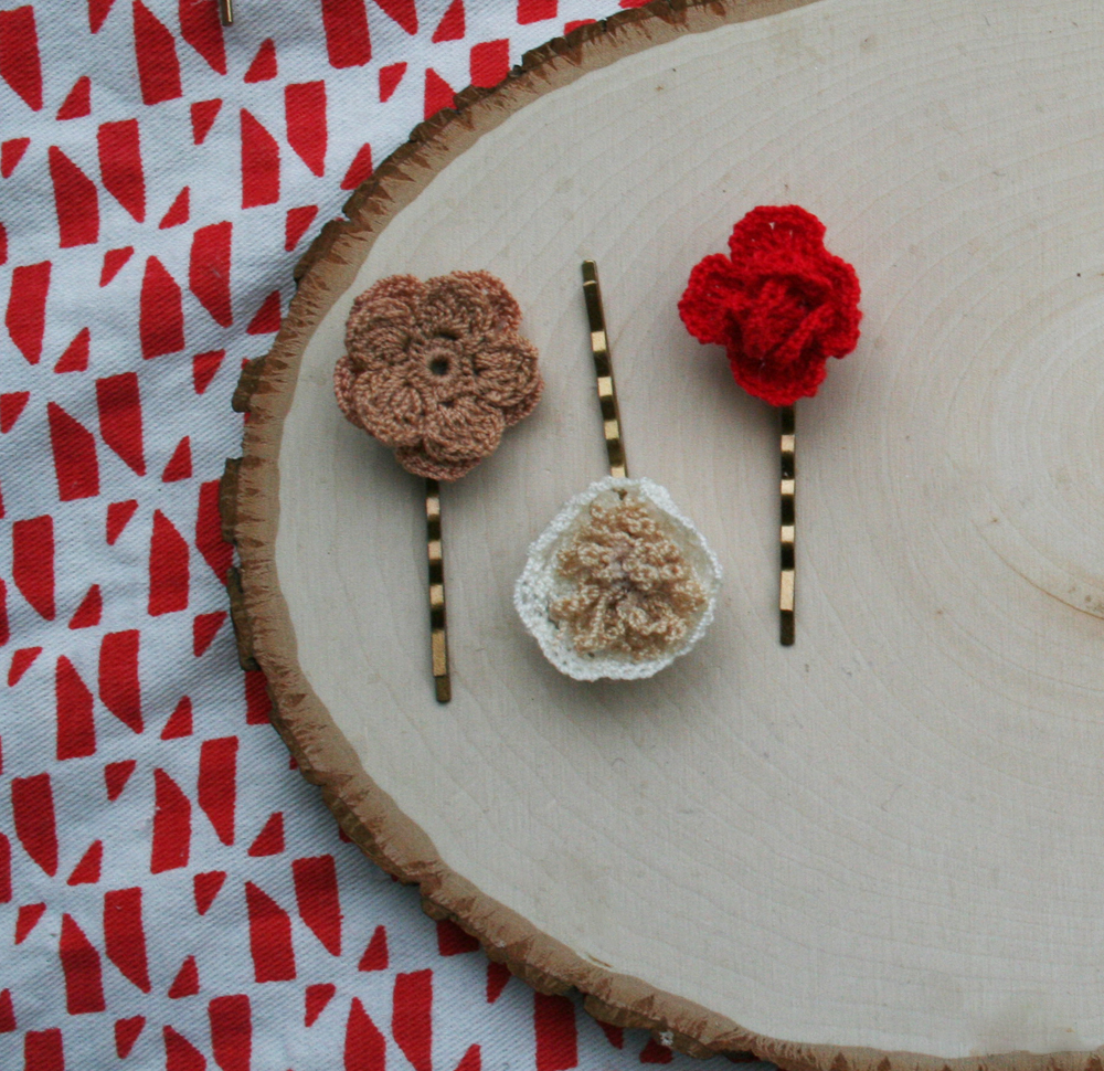 brown-red-hairpin-set